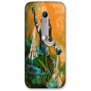 Mott2 Back Case For Motorola Moto G3 Moto G3-Hs06 (32) -10820