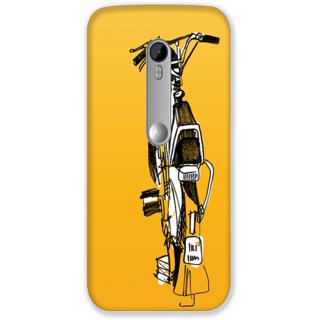 Mott2 Back Case For Motorola Moto G3 Moto G3-Hs06 (38) -10825
