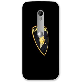 Mott2 Back Case For Motorola Moto G3 Moto G3-Hs06 (74) -10862