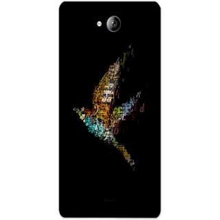 Mott2 Back Case For Micromax Canvas Play Q355 Micromax Canvas Play Q355-Hs06 (49) -10365