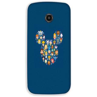 Mott2 Back Case For Motorola Moto E2 Moto E-2-Hs06 (71) -10673