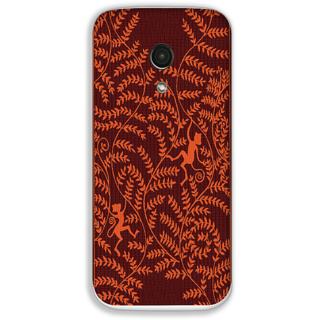 Mott2 Back Case For Motorola Moto G2 Moto G-2-Hs06 (107) -10701