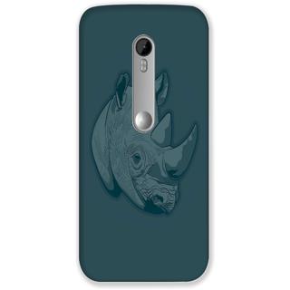 Mott2 Back Case For Motorola Moto G3 Moto G3-Hs06 (78) -10865