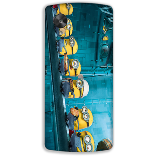 Mott2 Back Case For Google Nexus 5 Nexus-5-Hs06 (25) -11102