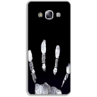 Mott2 Back Case For Samsung Galaxy A7 Samsung A-7-Hs06 (54) -11705