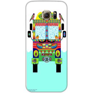 Mott2 Back Case For Samsung Galaxy S6 Samsung Galaxy S-6-Hs06 (42) -13399