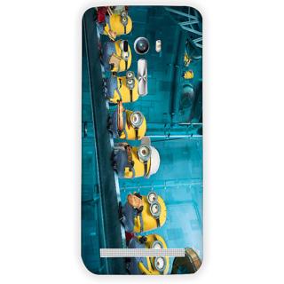 Mott2 Back Case For Asus Zenfone 2 Lazer Ze550Kl Zenfone 2 Laser Ze550Kl-Hs06 (25) -15122