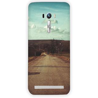 Mott2 Back Cover For Asus Zenfone Selfie  Asuszenselfie-Hs05 (136) -15603
