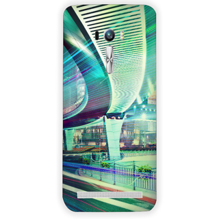 Mott2 Back Cover For Asus Zenfone Selfie  Asuszenselfie-Hs05 (160) -15633