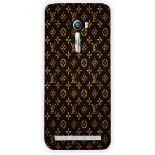 Mott2 Back Cover For Asus Zenfone Selfie  Asuszenselfie-Hs05 (213) -15686