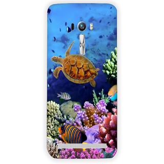 Mott2 Back Cover For Asus Zenfone Selfie  Asuszenselfie-Hs05 (241) -15715