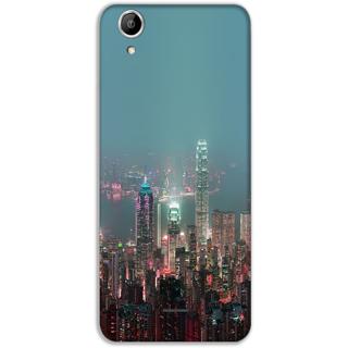 Mott2 Back Cover For Micromax Canvas Selfie Lens Q345 Canvas Selfie 3 Q345-Hs05 (124) -15905