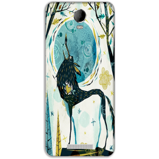 Mott2 Back Cover For Micromax Canvas Hue 2 A316 Canvas Hue 2 A316-Hs05 (16) -15788
