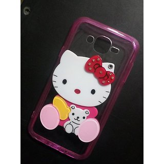 Hello Kitty Mirror Edition Case Cover For Samsung Galaxy J2