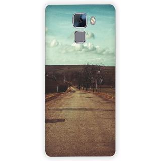 Mott2 Back Cover For Huawei Honor 7 Huaweihonor7-Hs05 (136) -17483