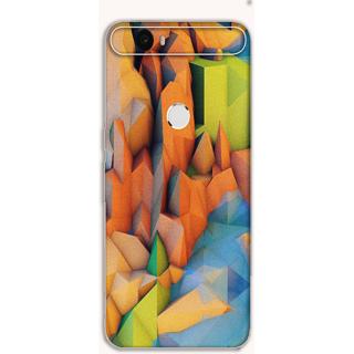 Mott2 Back Cover For Google Nexus 6P (Huawei) Huawei Nexus 6P-Hs05 (203) -17401