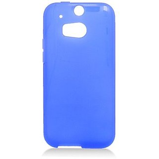 Htc M8 Silicon Back Cover