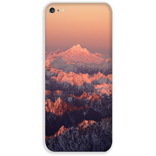 Mott2 Back Cover For Apple Iphone 6S  Iphone -6 S-Hs05 (131) -18742