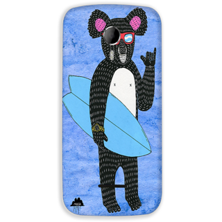 Mott2 Back Cover For Micromax A117 Canvas Magnus Micromax A117-Hs05 (240) -20439