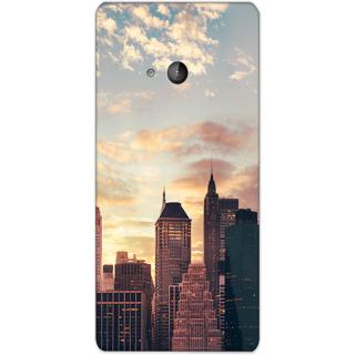 Mott2 Back Cover For Microsft Lumia 540 Microsoft Lumia 540-Hs05 (134) -20801