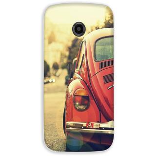 Mott2 Back Cover For Motorola Moto E2 Moto E-2-Hs05 (147) -20978