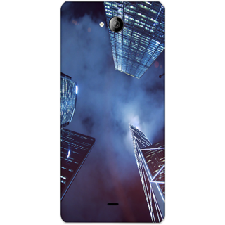 Mott2 Back Cover For Micromax Canvas Play Q355 Micromax Canvas Play Q355-Hs05 (158) -20512
