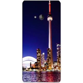 Mott2 Back Cover For Microsft Lumia 540 Microsoft Lumia 540-Hs05 (192) -20867