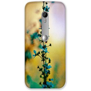 Mott2 Back Cover For Motorola Moto G3 Moto G3-Hs05 (127) -21271