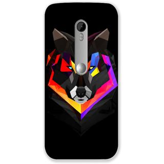 Mott2 Back Cover For Motorola Moto X Play  Moto X Play-Hs05 (254) -21569
