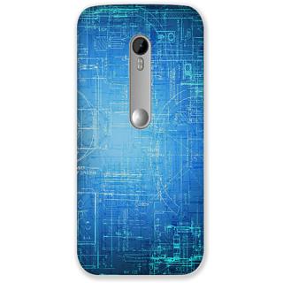 Mott2 Back Cover For Motorola Moto X Style Moto X Style-Hs05 (225) -21697