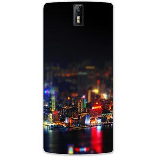 Mott2 Back Cover For Oneplus One One Plus One-Hs05 (123) -22385