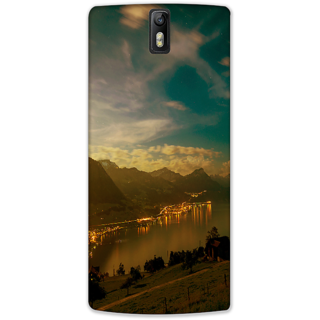Mott2 Back Cover For Oneplus One One Plus One-Hs05 (143) -22407