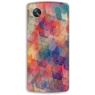 Mott2 Back Cover For Google Nexus 5 Nexus-5-Hs05 (205) -21835
