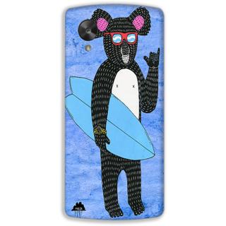 Mott2 Back Cover For Google Nexus 5 Nexus-5-Hs05 (240) -21873