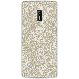 Mott2 Back Cover For Oneplus 2 One Plus One-2-Hs05 (229) -22340
