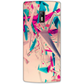 Mott2 Back Cover For Oneplus 2 One Plus One-2-Hs05 (232) -22343