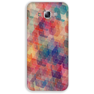 Mott2 Back Cover For Samsung Galaxy E7 Samsung Galaxy E-7-Hs05 (205) -23431