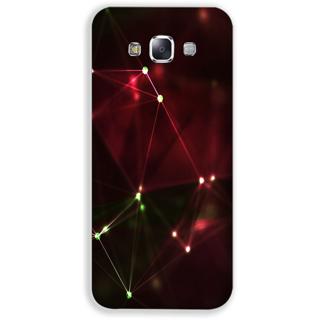 Mott2 Back Cover For Samsung Galaxy E7 Samsung Galaxy E-7-Hs05 (211) -23438