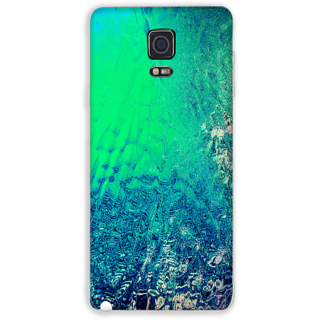 Mott2 Back Cover For Samsung Galaxy Note 4 Samsung Galaxy Note -4-Hs05 (208) -24393