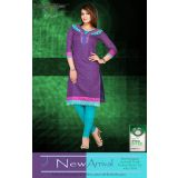 Designer Ready To Wear Stitched Kurti With Legging Kr67
