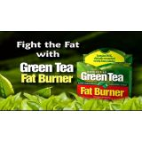 Green Tea Fat Burner 30 Liquid Soft Gels