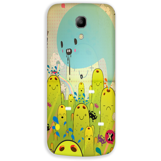 Mott2 Back Cover For Samsung Galaxy S4 Mini Samsung Galaxy S-4 Mini-Hs05 (257) -24925