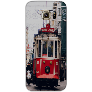 Mott2 Back Cover For Samsung Galaxy S6 Samsung Galaxy S-6-Hs05 (183) -25644