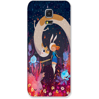 Mott2 Back Cover For Samsung Galaxy S5 Mini Samsung Galaxy S-5 Mini-Hs05 (236) -25062