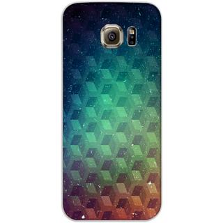 Mott2 Back Cover For Samsung Galaxy S6 Edge  Samsung Galaxy S-6 Edge-Hs05 (206) -25507