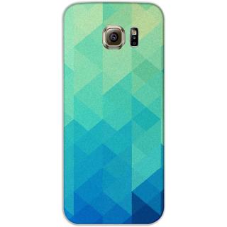 Mott2 Back Cover For Samsung Galaxy S6 Edge  Samsung Galaxy S-6 Edge-Hs05 (216) -25518