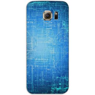 Mott2 Back Cover For Samsung Galaxy S6 Samsung Galaxy S-6-Hs05 (225) -25686
