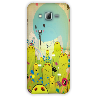 Mott2 Back Cover For Samsung Galaxy On7 Samsung On7-Hs05 (257) -26204