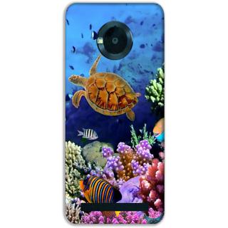 Mott2 Back Cover For Micromax Yuphoria (Yu5010) Yuphoria-Hs05 (241) -28265