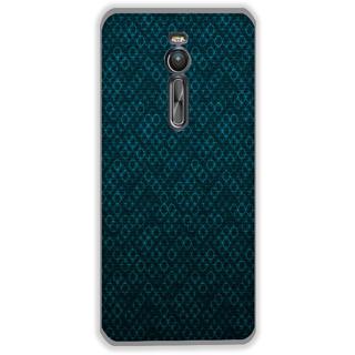 Mott2 Back Cover For Asus Zenfone 2 Zenfone- 2-Hs05 (207) -28710